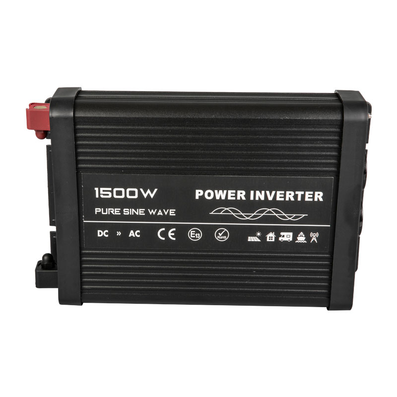 1500w Pure Sine Wave Inverter With Digital Display