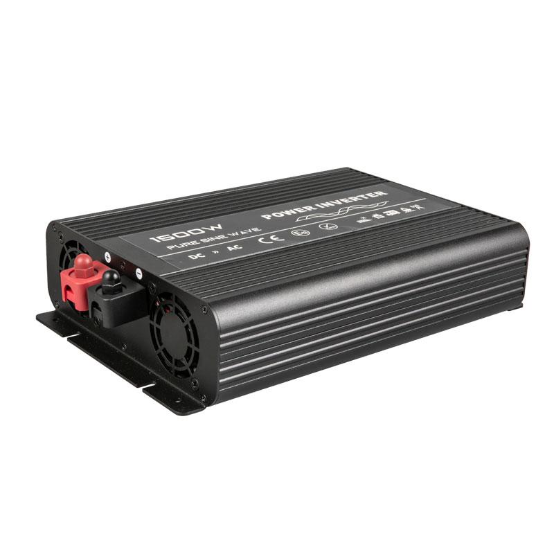 1500w Pure Sine Wave Inverter Dengan Penutup Bulat