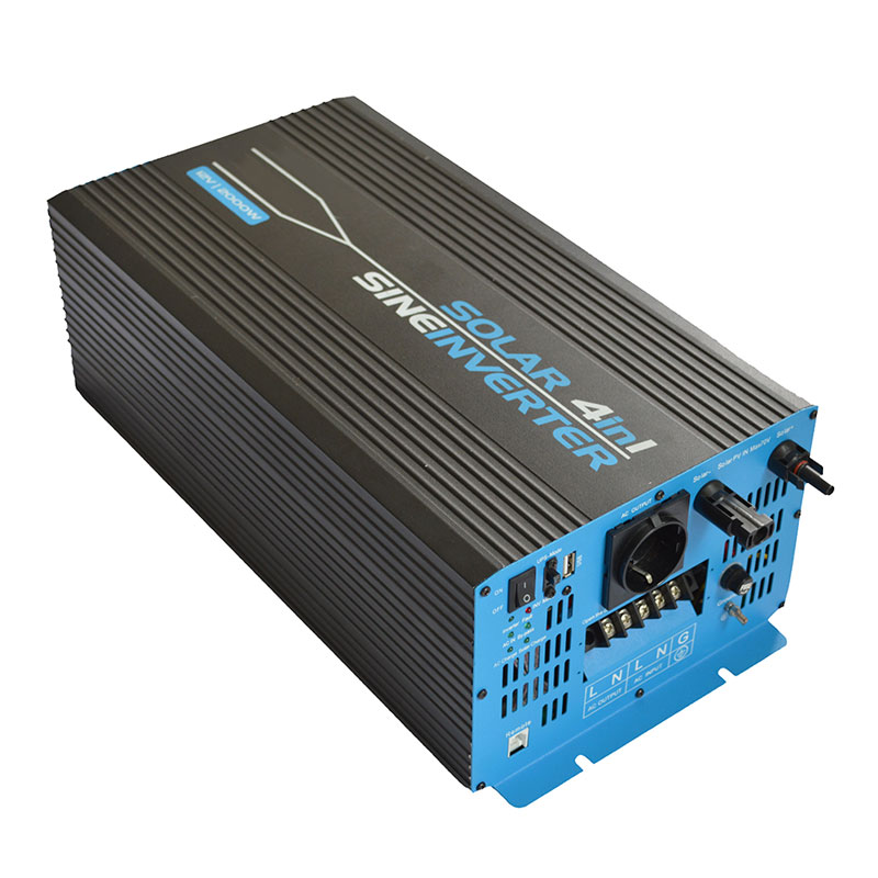 2000w Inverter With MPPT Charger