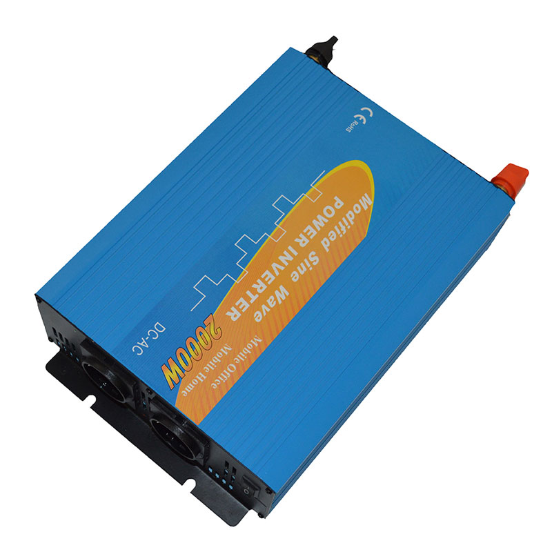 2000w Modified Sine Wave Inverter