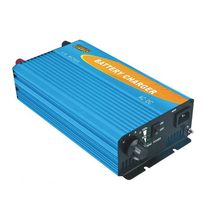 Nabíječka baterií 24 V 20A