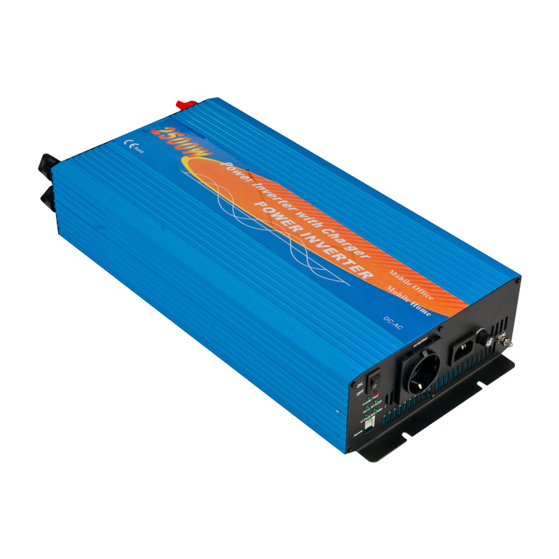 2500w Inverter With Battery Charger