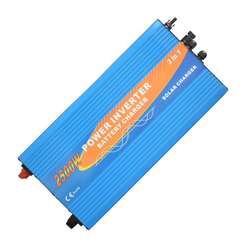 2500w Inverter With MPPT Charger