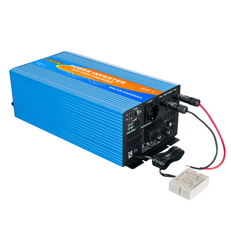 3000w Inverter With MPPT Charger