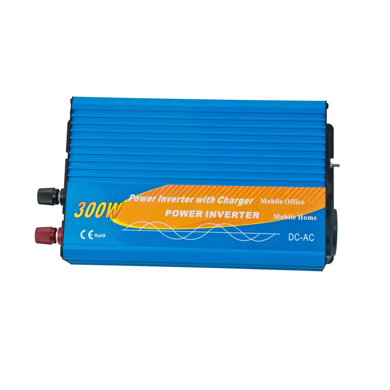 Inverter 300w con caricabatterie