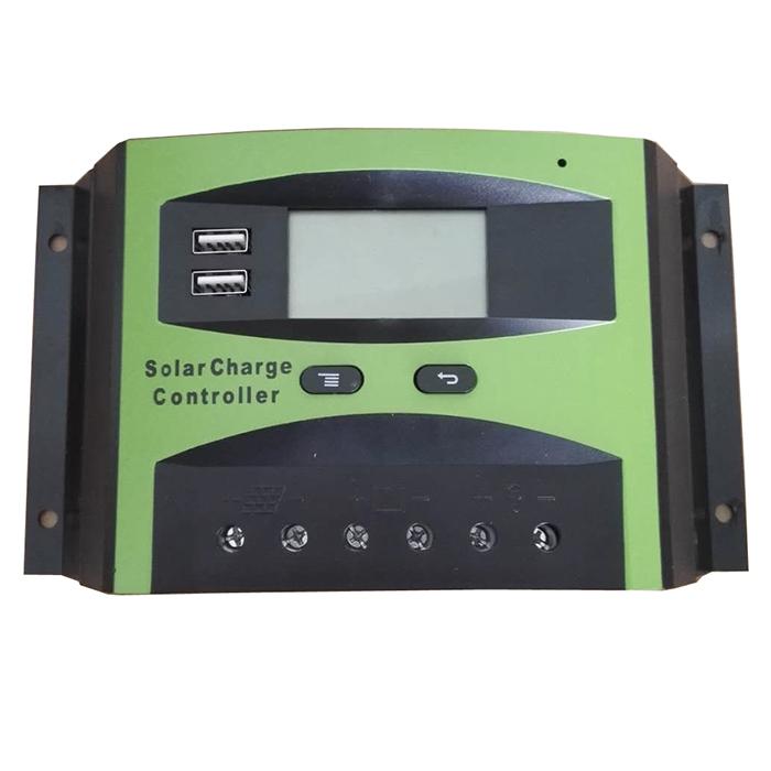 Controlador solar 40A PWM