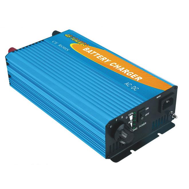 48V 10A Cargador de batería