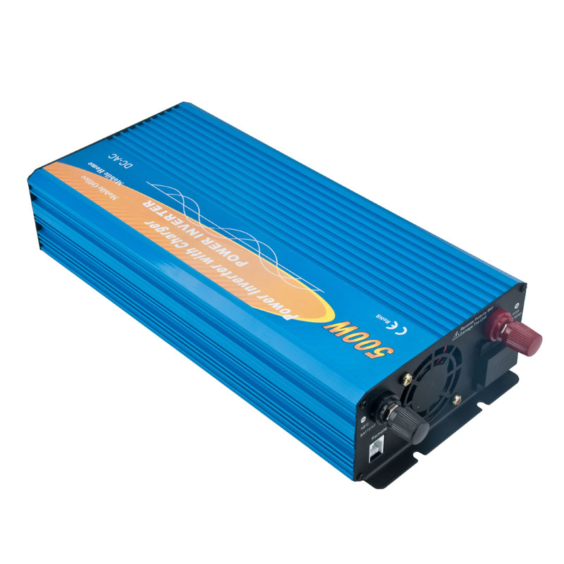 500w Inverter With Battery Charger