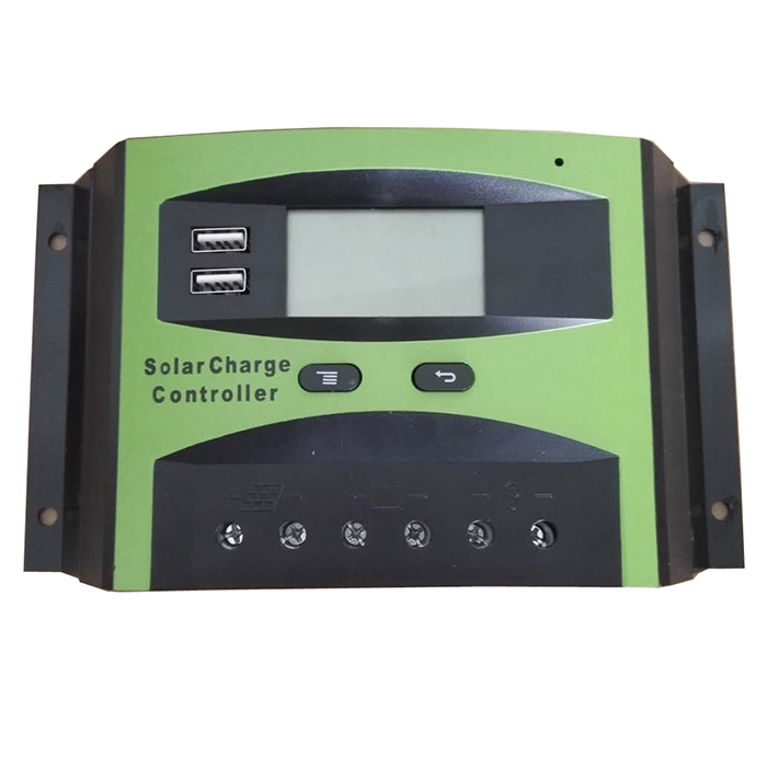 50A PWM Solar Controller