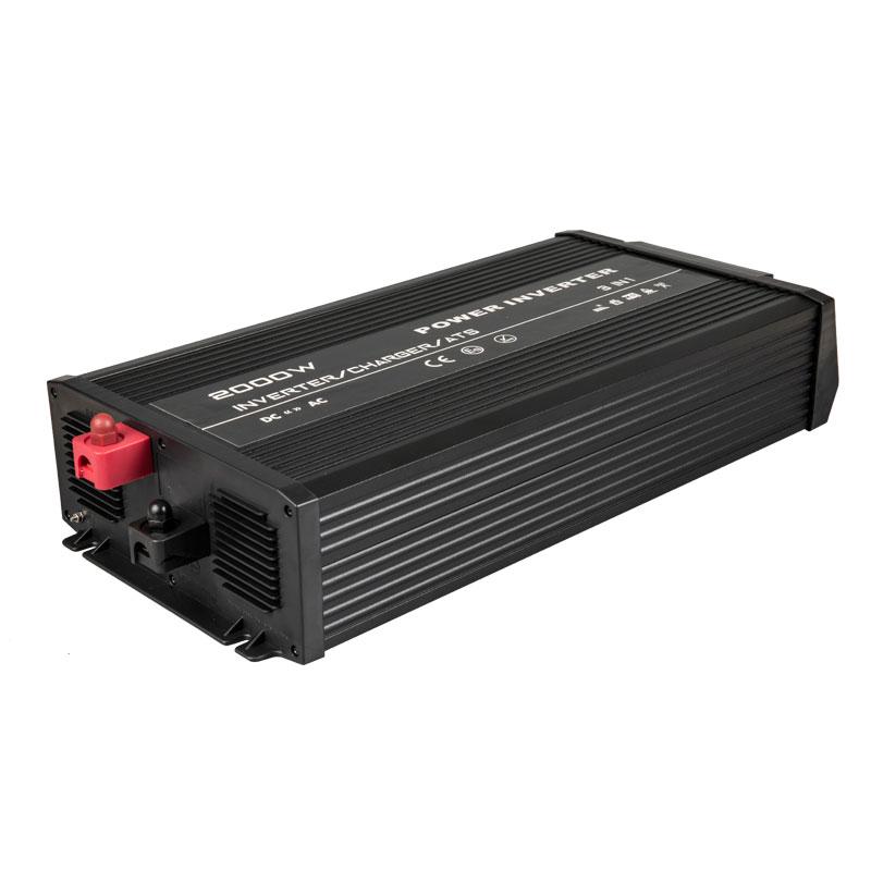 Nuevo inversor de diseño 2000w con cargador de batería