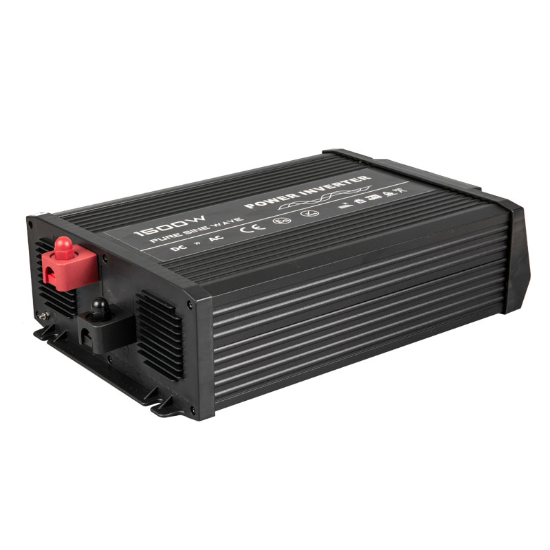 Inverter nou model de undă sinusoidală 1500w model nou