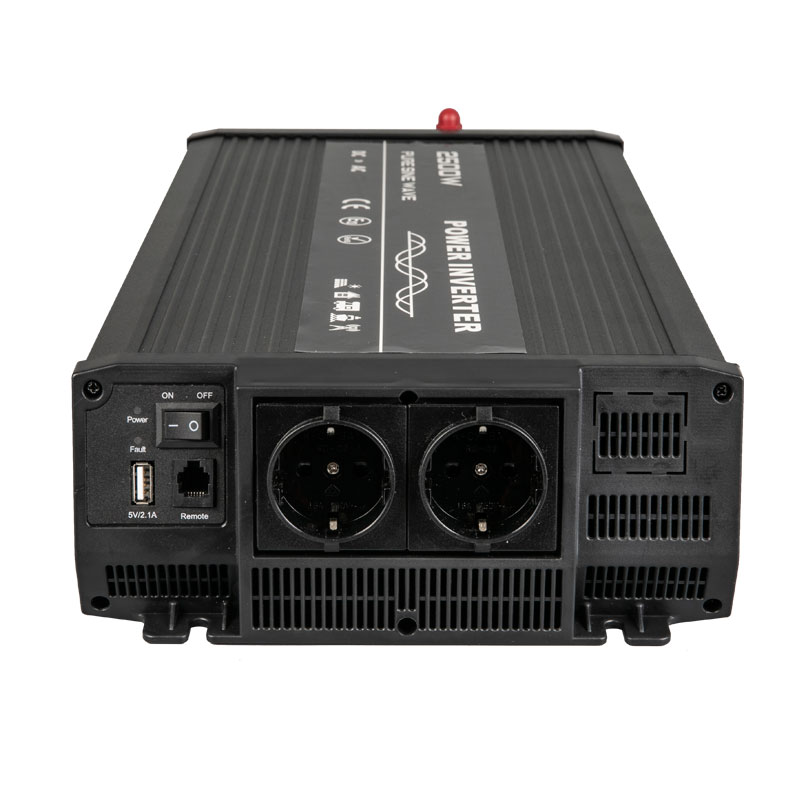2500w Pure Sine Wave Inverter Model Baru