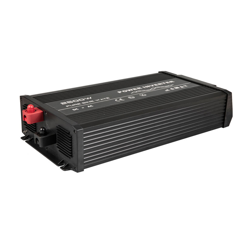 New Model 2500w Pure Sine Wave Inverter