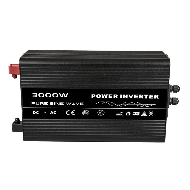 Inversor de onda sinusoidal pura modelo 3000w nuevo