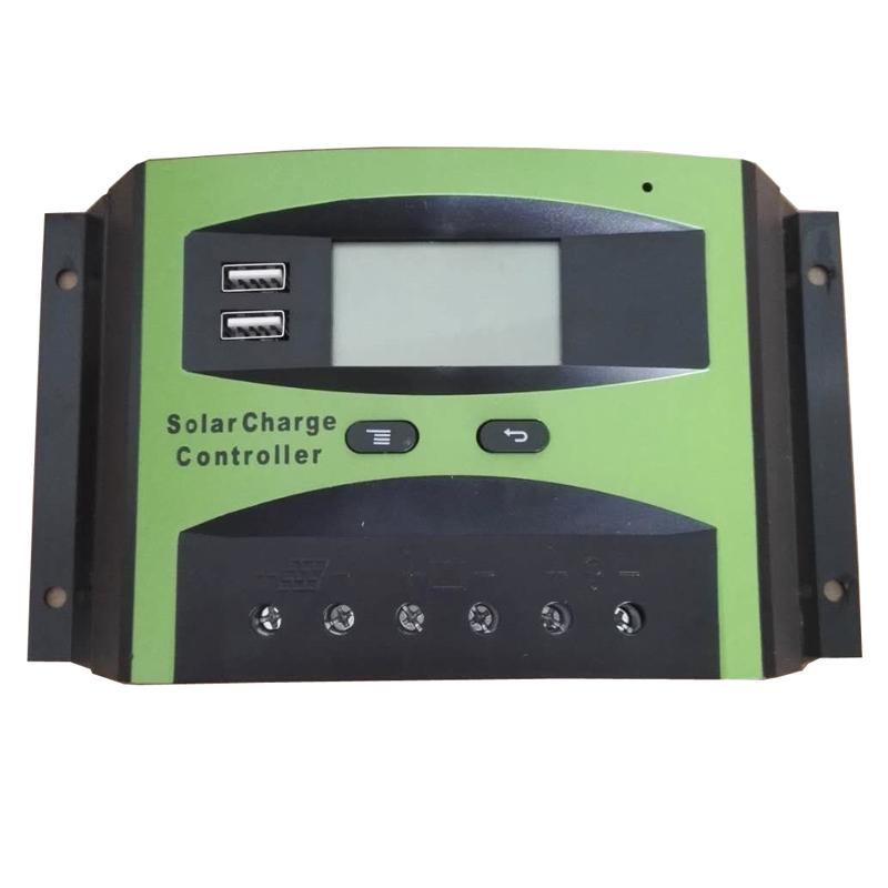 Controlador solar PWM