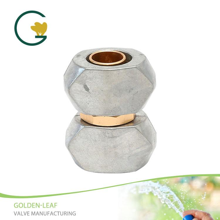 Zinc/Aluminum Hose Mender Coupling