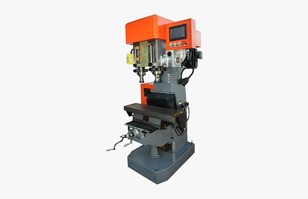 Vertical Three Spindle Drilling Tapping Machine