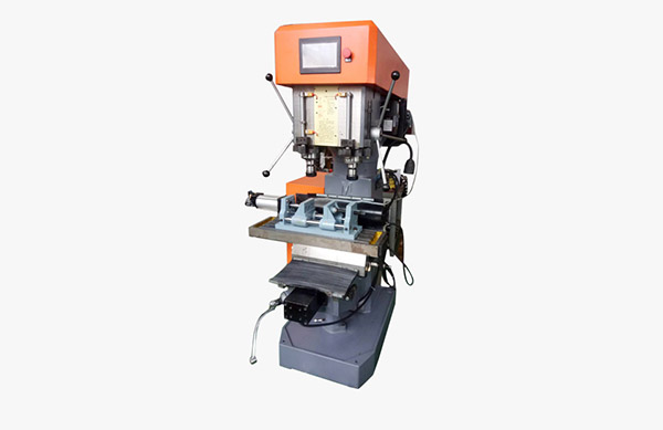 Drilling And Tapping Compound Machine