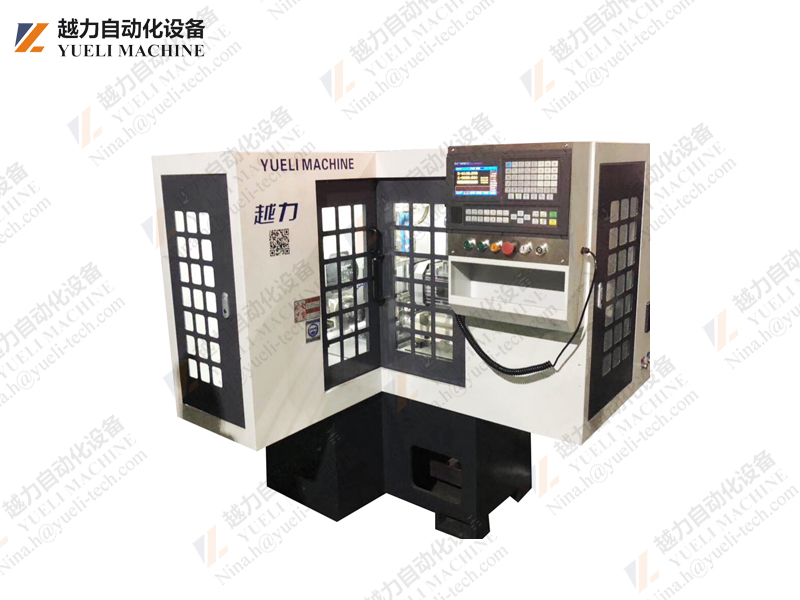 Which aspects of the automatic tapping machine need to be inspected in normal work