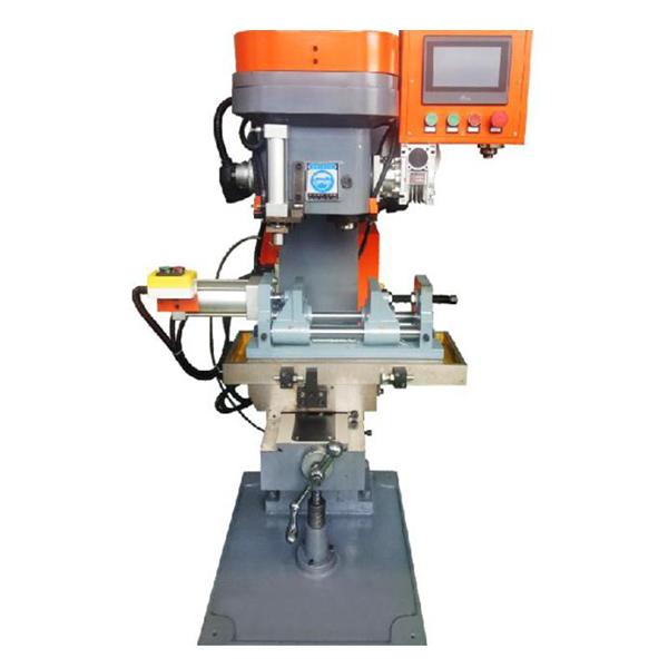 Auto Double Axis Drilling Tapping Cutting Machine
