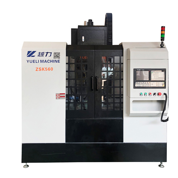 Auto Drilling Tapping Metal Cutting  Machine