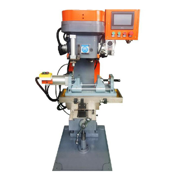 CNC Double Axis Drilling Tapping Complex Machine