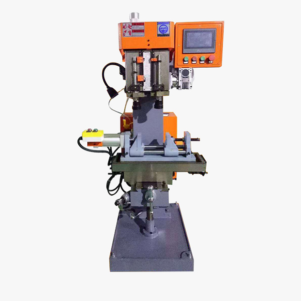 CNC Double Axis Drilling Tapping Machine