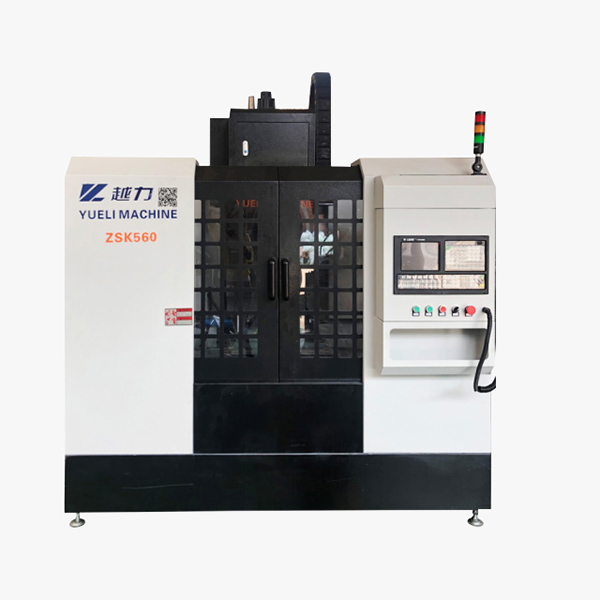 CNC Drilling Tapping Milling Complex Machine