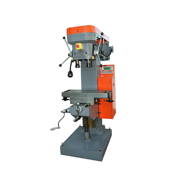 Manual Drilling Tapping Metal Cutting Compound Machine