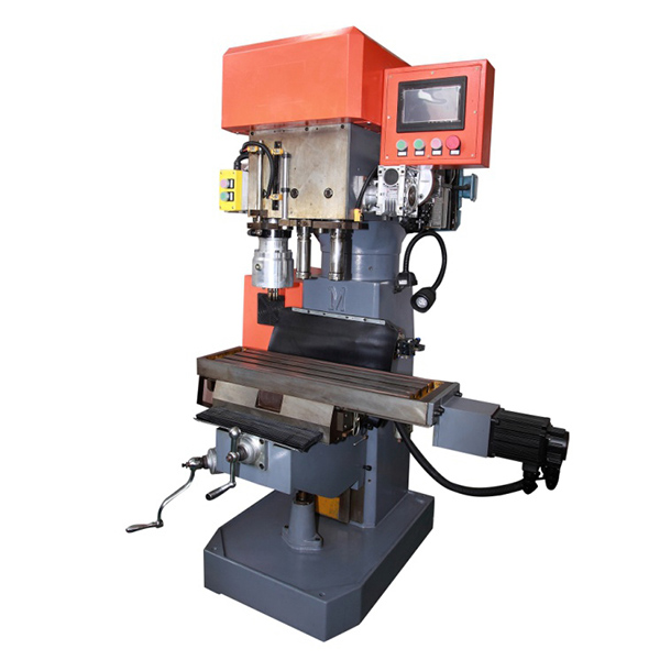 Multipel spindelboring Tapning Metal Cutting Complex Machine