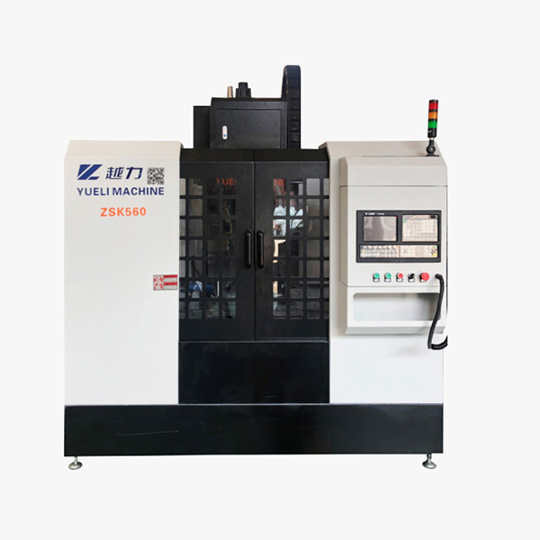 Multiple Spindle Drilling Tapping Milling Complex Machine