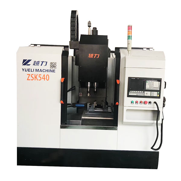 Multiple Spindle Drilling Tapping Milling Compound Machine