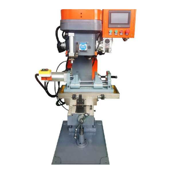 Servo Double Axis Drilling Tapping Compound Machine
