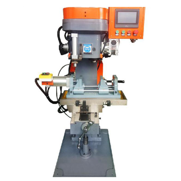 Servo Double Axis Drilling Tapping Cutting Machine