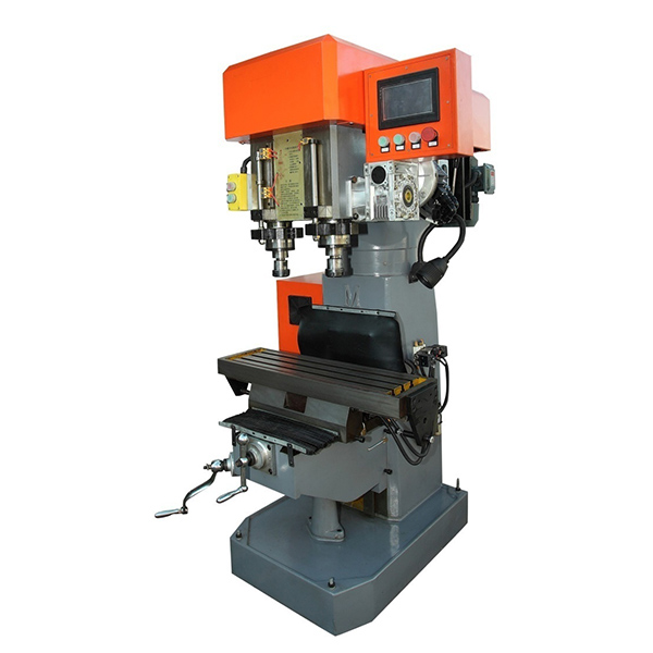 Servo Drilling Tapping Metal Cutting Machine