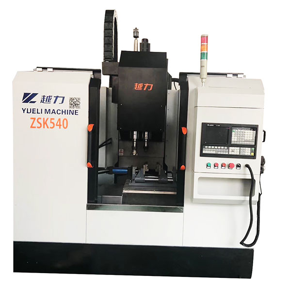 Servo Drilling Tapping Milling Complex Machine
