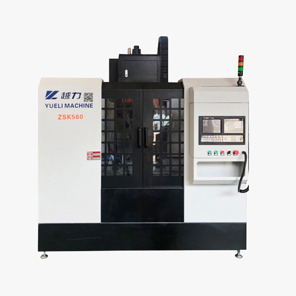 Servo Drilling Tapping Milling Cutting Machine