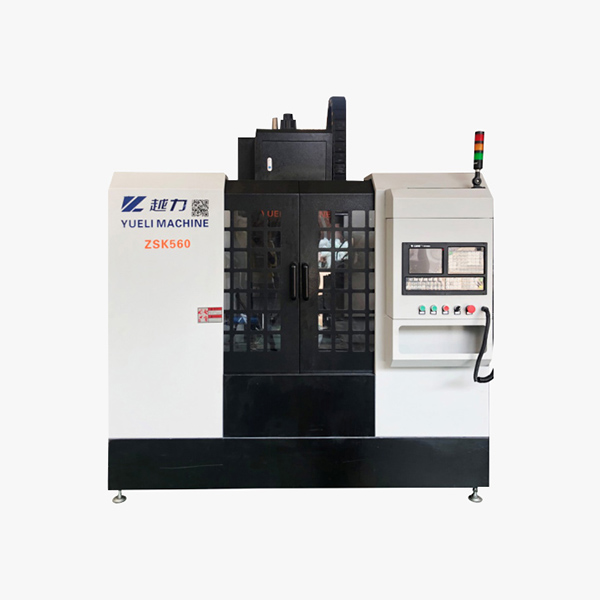 Six Spindle Drilling Tapping Milling Compound Machine