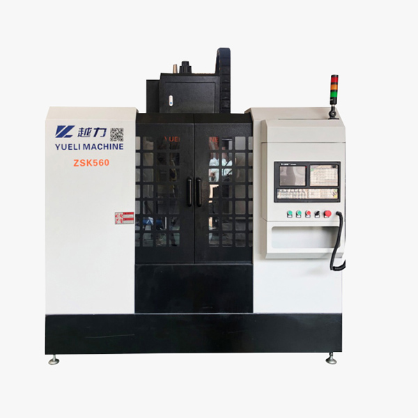 Six Spindle Drilling Tapping Milling Cutting Machine