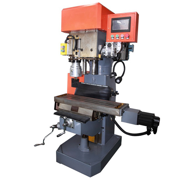 Vertical Drilling Tapping Machining Cutting Machine