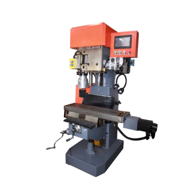 Vertical Drilling Tapping Metal Cutting Compound Machine