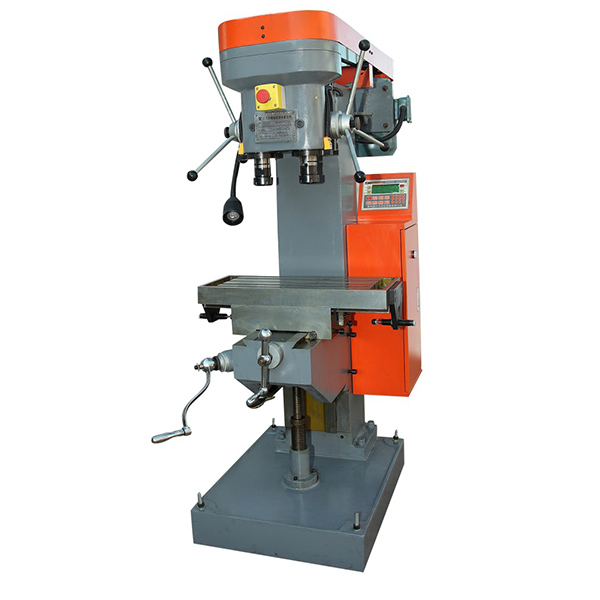 Vertical Drilling Tapping Metal Cutting Machine