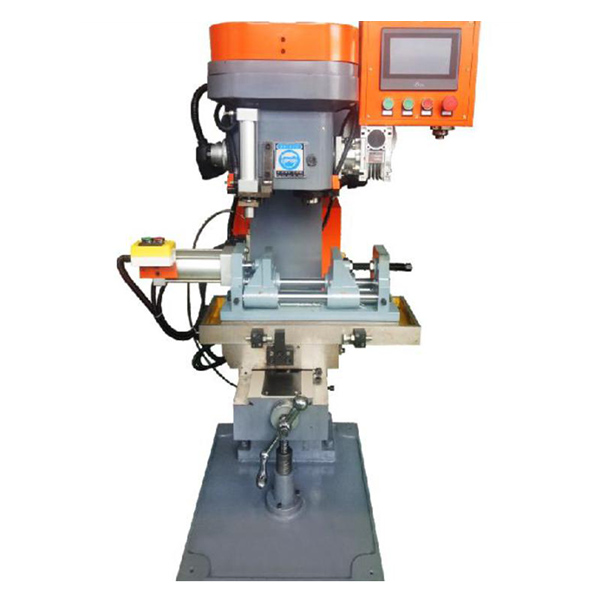 Vertical Dual Axis Drilling Tapping Cutting Machine