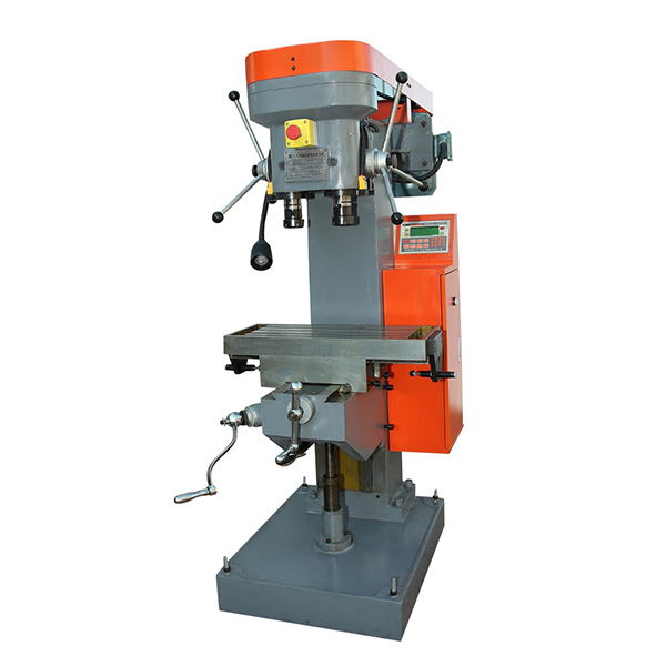 Vertical Dual Spindle Drilling Tapping Complex Machine