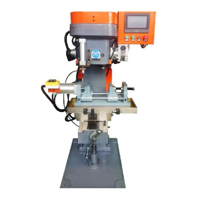 वर्टिकल डुअल स्पिंडल ड्रिलिंग टैपिंग कंपाउंड मशीन