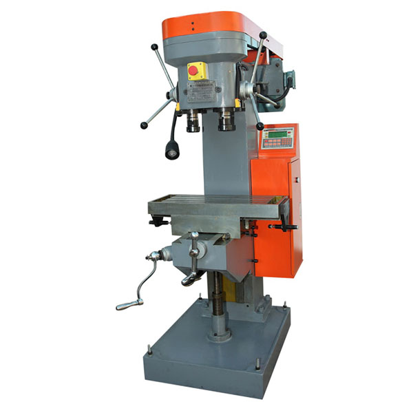Vertical Dual Spindle Drilling Tapping Machine