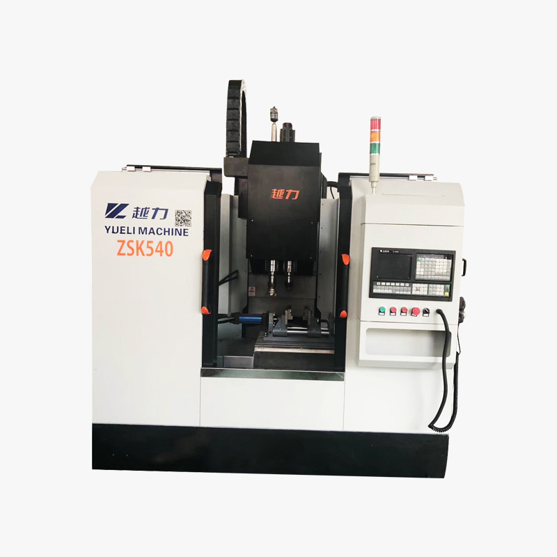 Vertical Multiple Spindle Drilling Tapping Compound Machine