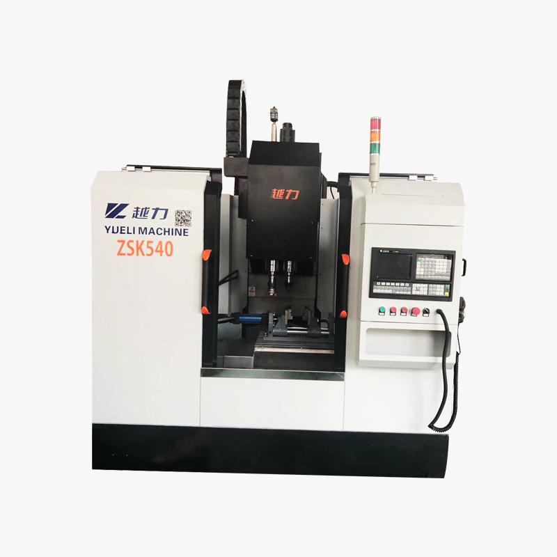 वर्टिकल मल्टीपल स्पिंडल ड्रिलिंग टैपिंग कंपाउंड मशीन