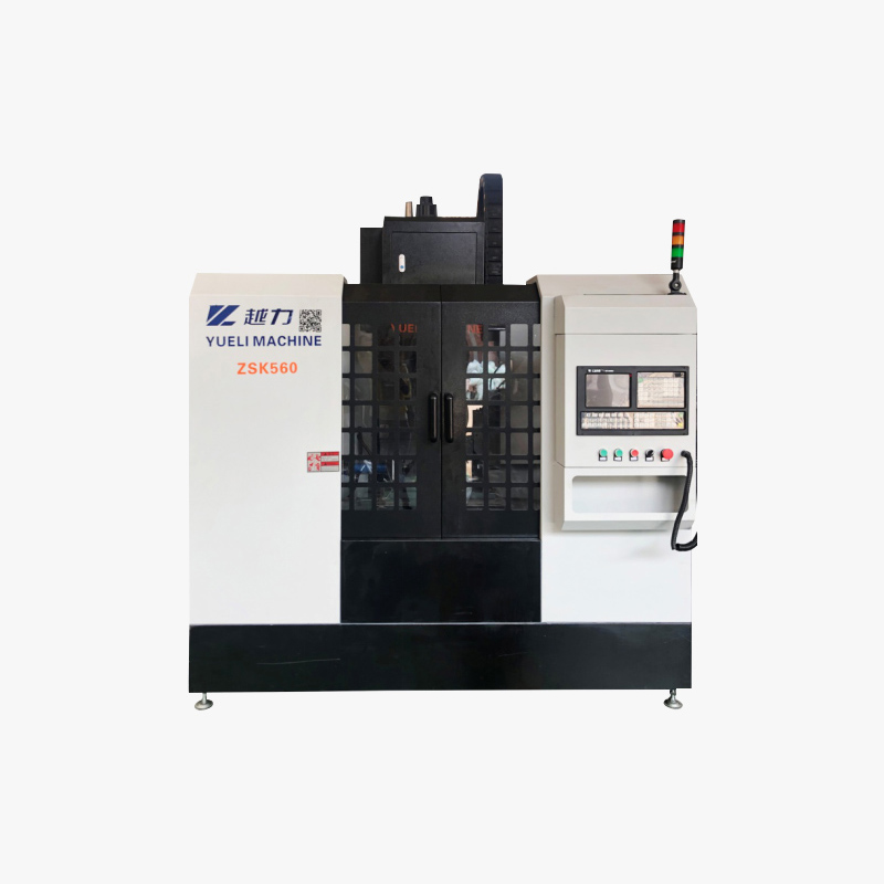 Vertical Six Axis Drilling Tapping Compound Machine