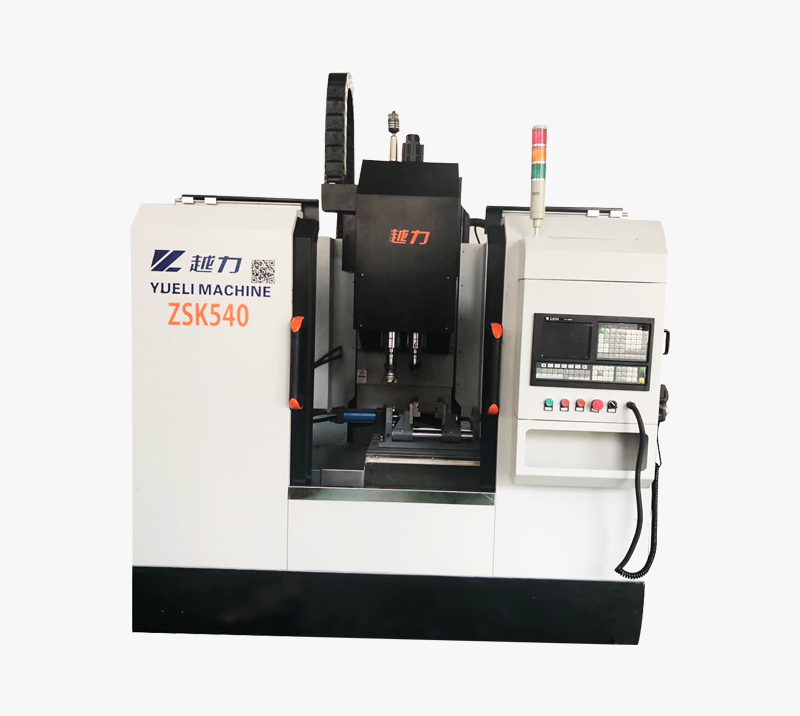 Vertical Six Axis Drilling Tapping Machine